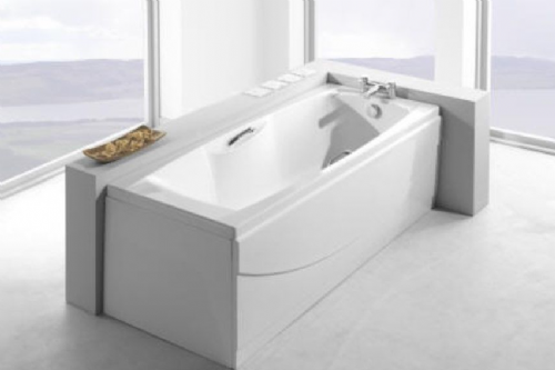 Carron Imperial 1700 x 700mm Twin Grip, Single Ended Bath